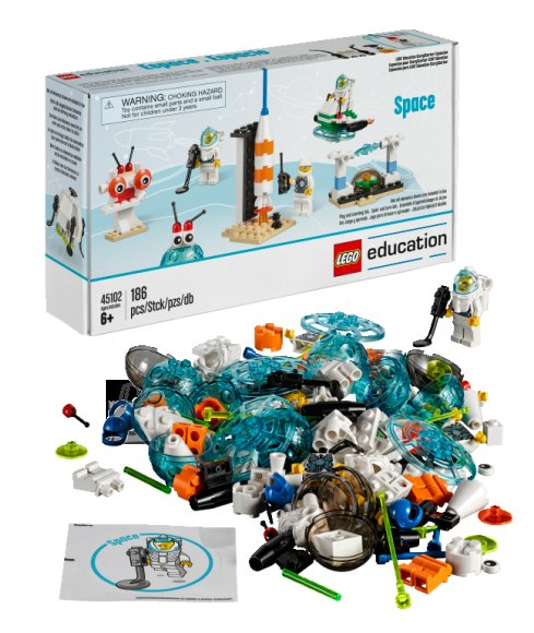 LEGO Education Kosmose lisakomplekt