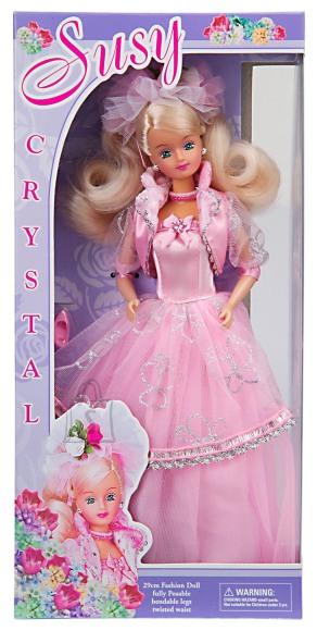 Susy nukk Crystal Susy