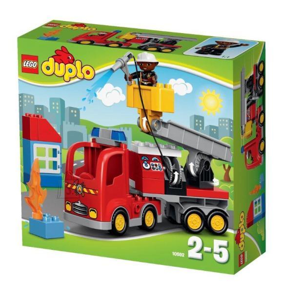 LEGO Duplo Tuletõrjeveok