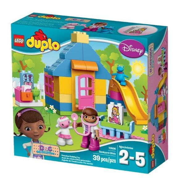 LEGO Duplo McStuffinsi aiakliinik