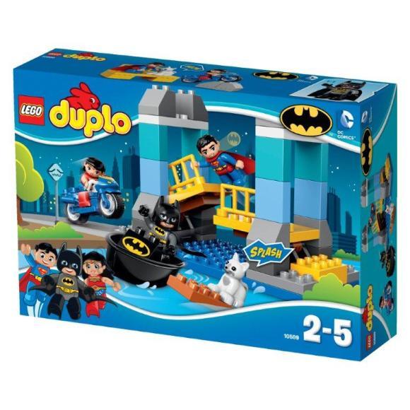 LEGO Duplo Batmani seiklus