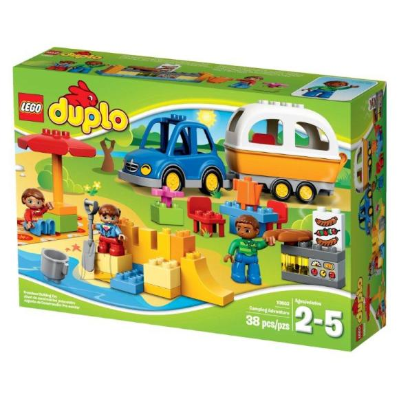 LEGO Duplo Matkaseiklus