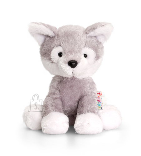 Keel Toys mänguloom Husky Pippins 14 cm