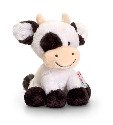 Keel Toys mänguloom lehm Pippins 14 cm