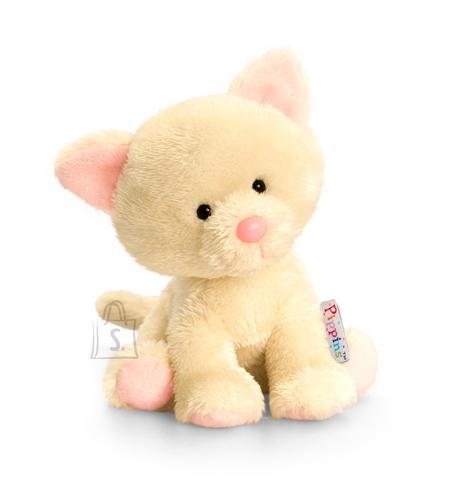Keel Toys mänguloom kass Pippins 14 cm