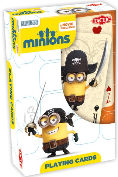 Tactic mängukaardid Minions