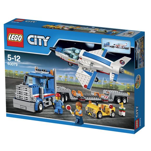 LEGO City Treeninglennuki veok