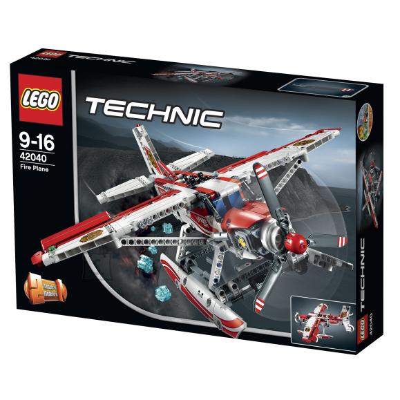 LEGO Technic Tuletõrjelennuk