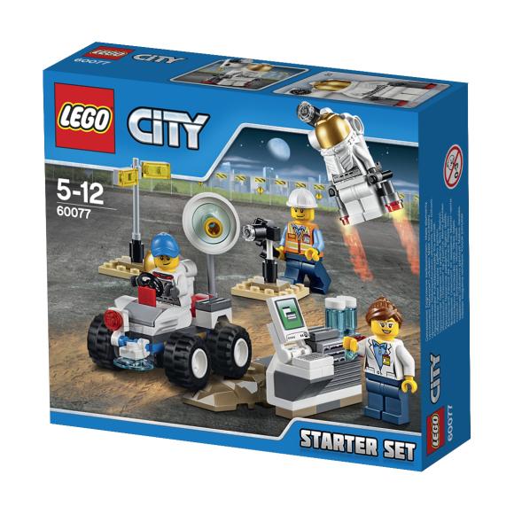 LEGO City Kosmose põhikomplekt