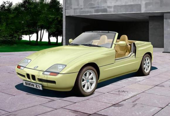 Revell mudelauto BMW Z1 1:24