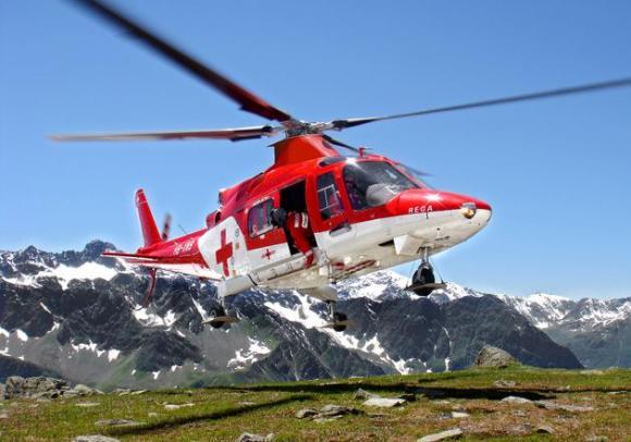 Revell mudelhelikopter A-109 K2 Rega 1:72