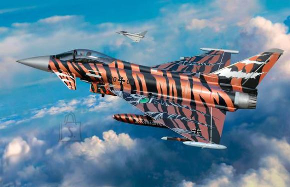Revell mudellennuk Eurofighter Typhoon Bronze Tiger 1:144