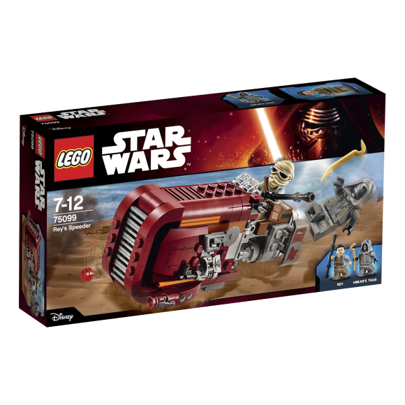 LEGO Star Wars Reyś Speeder