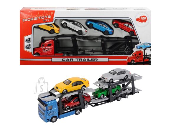 Simba treiler + 4 autot