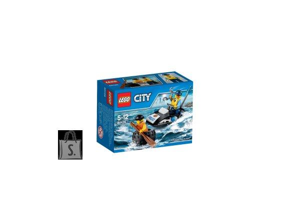 LEGO City Rehvil põgenemine