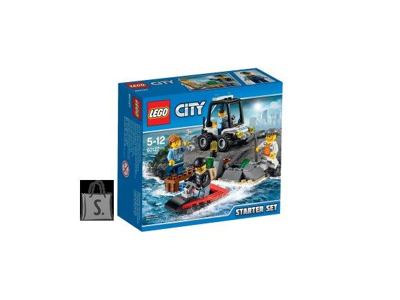 LEGO City Vanglasaare põhikomplekt