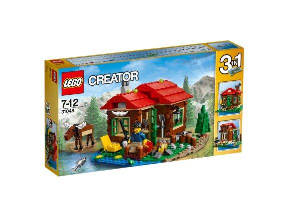 LEGO Creator Järveäärne majake