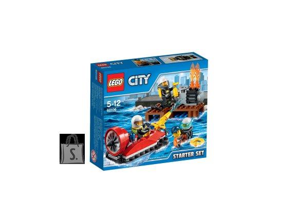 LEGO City Tuletõrje põhikomplekt