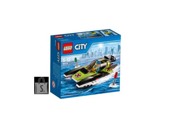 LEGO City Kiirpaat