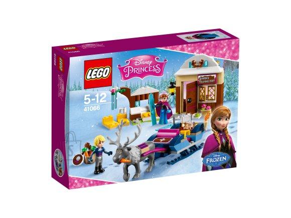 LEGO Disney Printcess Anna ja Kristoffi saaniseiklus