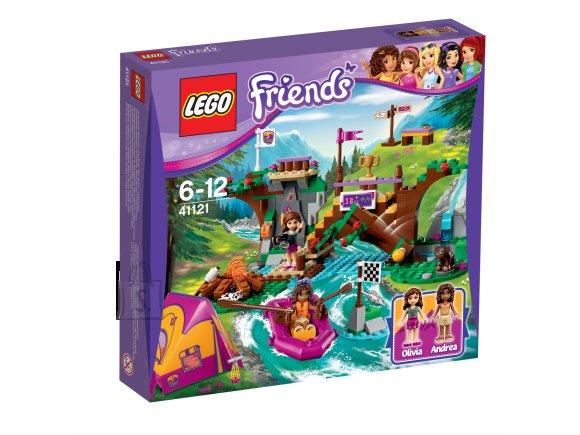 LEGO Friends Seikluslaagris parvetamine