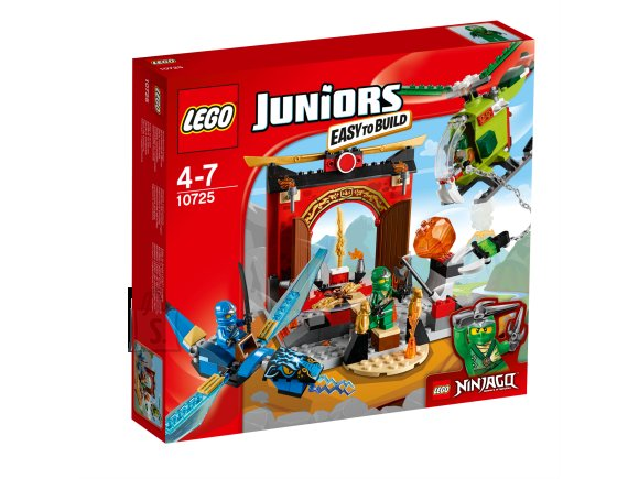 LEGO Juniors Kadunud tempel