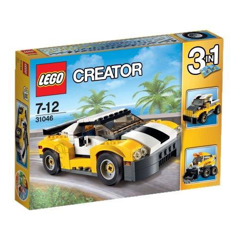 LEGO Creator Kiire auto