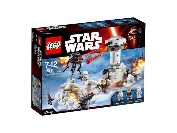 LEGO Star Wars Hoth™-i rünnak