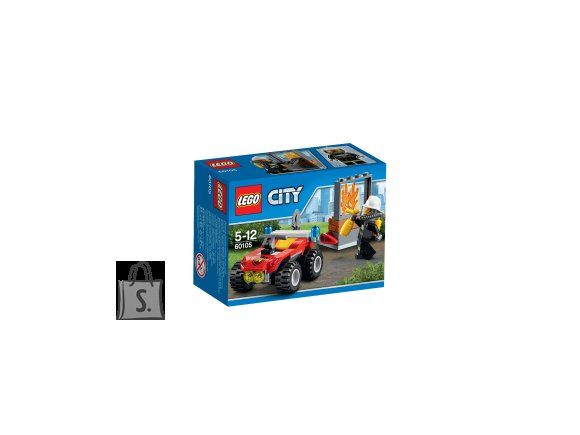 LEGO City Tuletõrje ATV