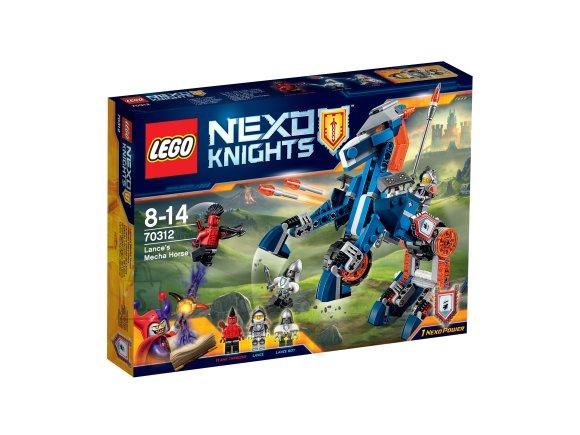 LEGO Nexo Knights Lance´i robothobune