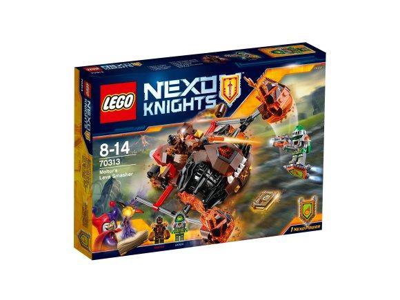 LEGO 70313 Nexo Knights Moltori laavapurustaja
