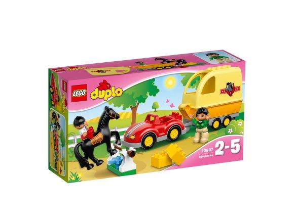 LEGO Duplo Hobusehaagis