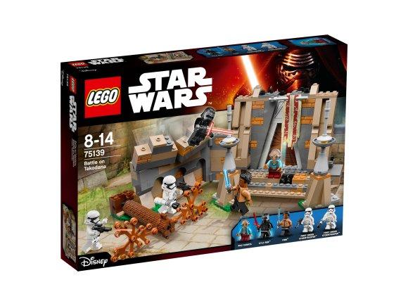 LEGO Star Wars Lahing Takodanas