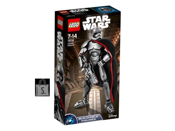 LEGO Star Wars Kapten Phasma