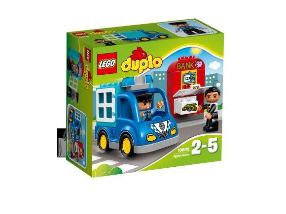 LEGO Duplo Politseipatrull