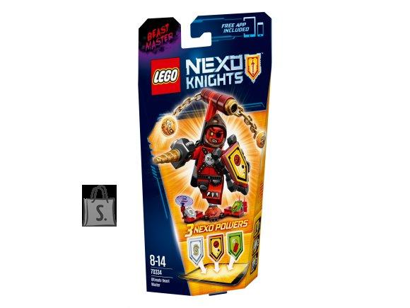 LEGO Nexo Knights Ultimate Elajakäskija