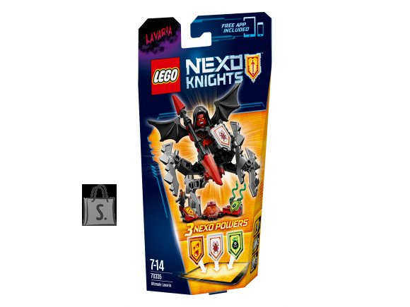 LEGO Nexo Knights Ultimate Lavaria