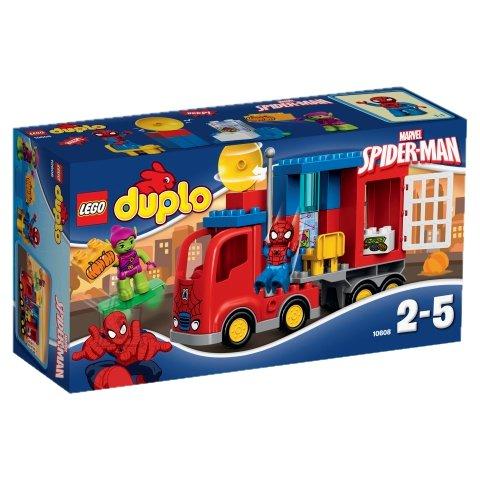 LEGO Duplo Ämblikmehe autoseiklus