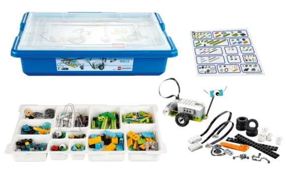 LEGO Education robootikakomplekt WeDo 2.0