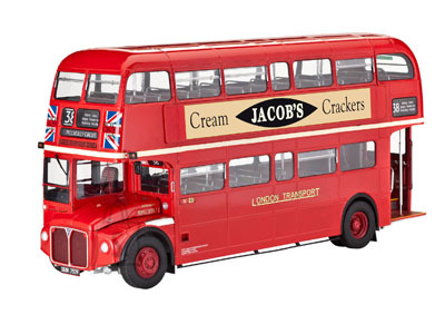 Revell mudelbuss London Bus 1:24