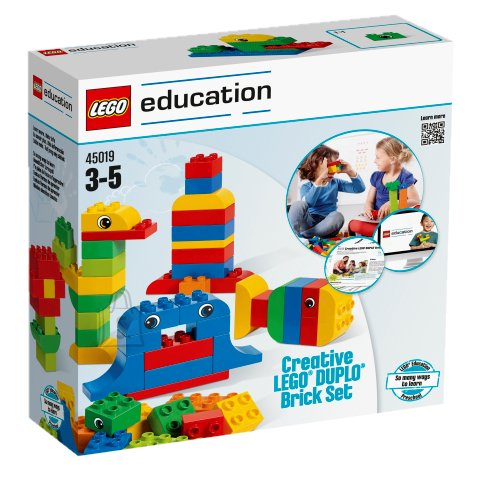 LEGO Education Duplo klotsikomplekt
