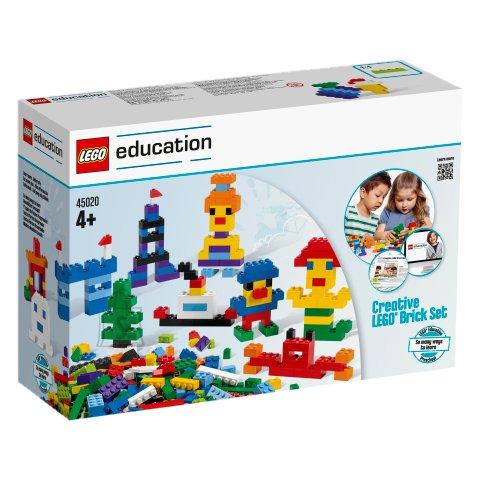 LEGO Education klotsikomlpekt