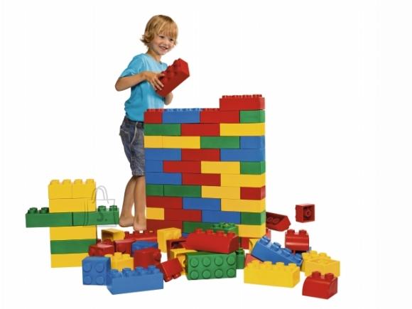 LEGO Education pehmed klotsid