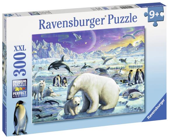 Ravensburger pusle Polaarloomad 300 tk