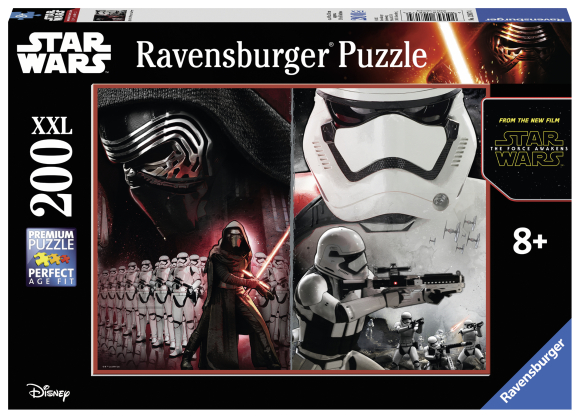 Ravensburger pusle Star Wars 200 tk