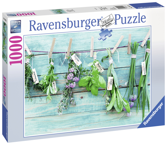 Ravensburger pusle Maitsetaimed 1000 tk