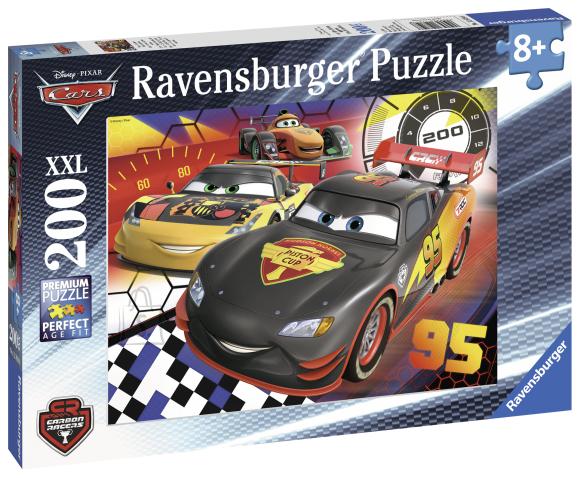 Ravensburger pusle Cars 200 tk