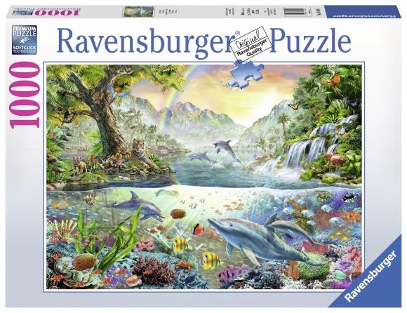 Ravensburger pusle Paradiisis 1000 tk