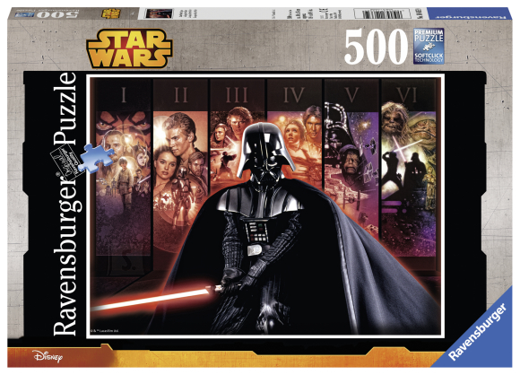 Ravensburger pusle Star Wars 500 tk