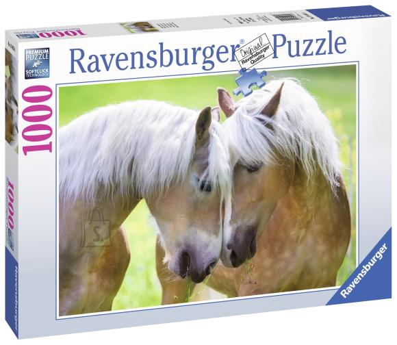 Ravensburger pusle Hobused 1000 tk